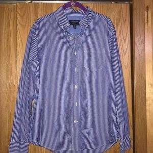 American Eagle Button Up Shirt medium